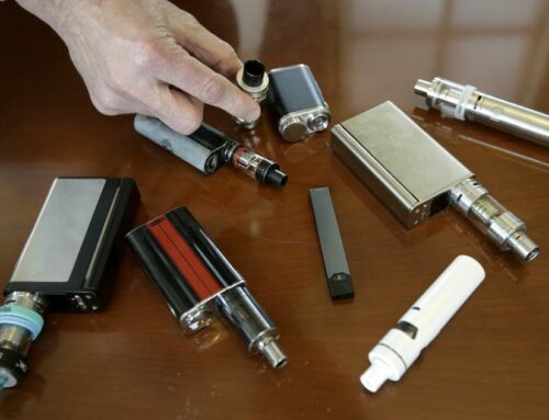 9 people hospitalized with 'severe lung illness' after vaping, N.J. Health Dept says
